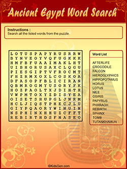 th_wordsearch_color One Page Newsletter Template on microsoft word,