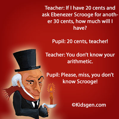 Image of: Christmas Elf Christmas Joke On Teacher And His Student Santa Knock Kidsgen Best Christmas Jokes For Kids 2018 Funny Christmas Jokes