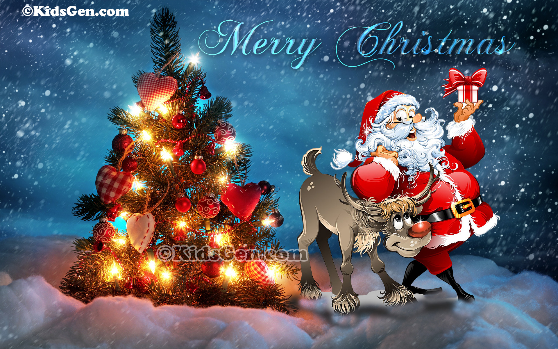 cute christmas wallpapers for kids -christmas wallpaper for download