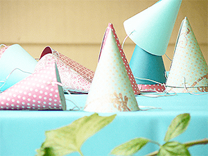 Diwali crafts diwali kids party hats solutioingenieria Gallery