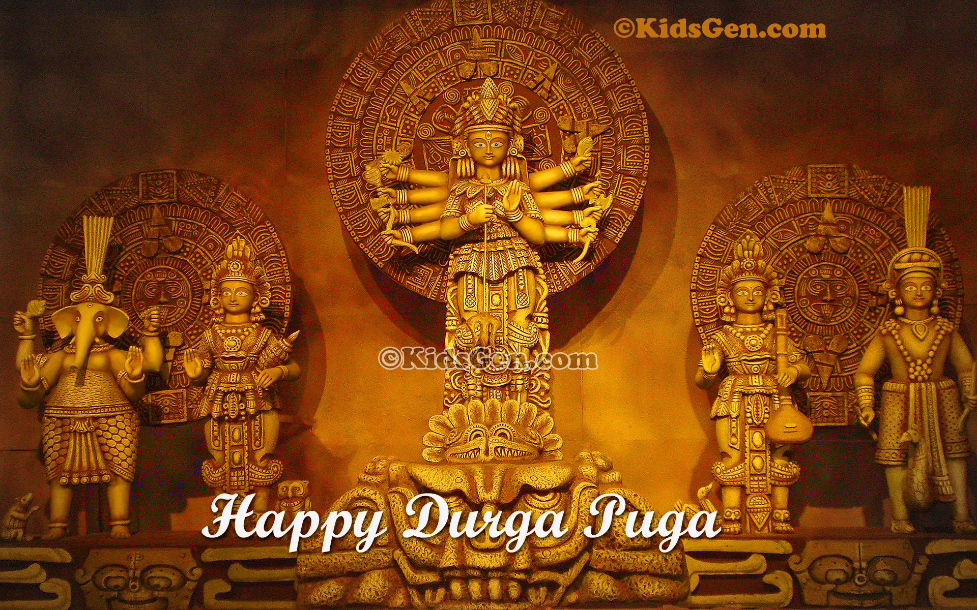 Durga Puja Wallpapers