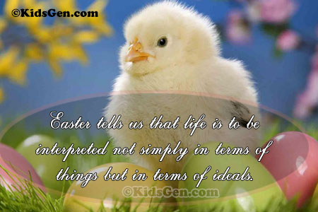 Easter quotes and sayings for kids easter saying for kids negle Image collections