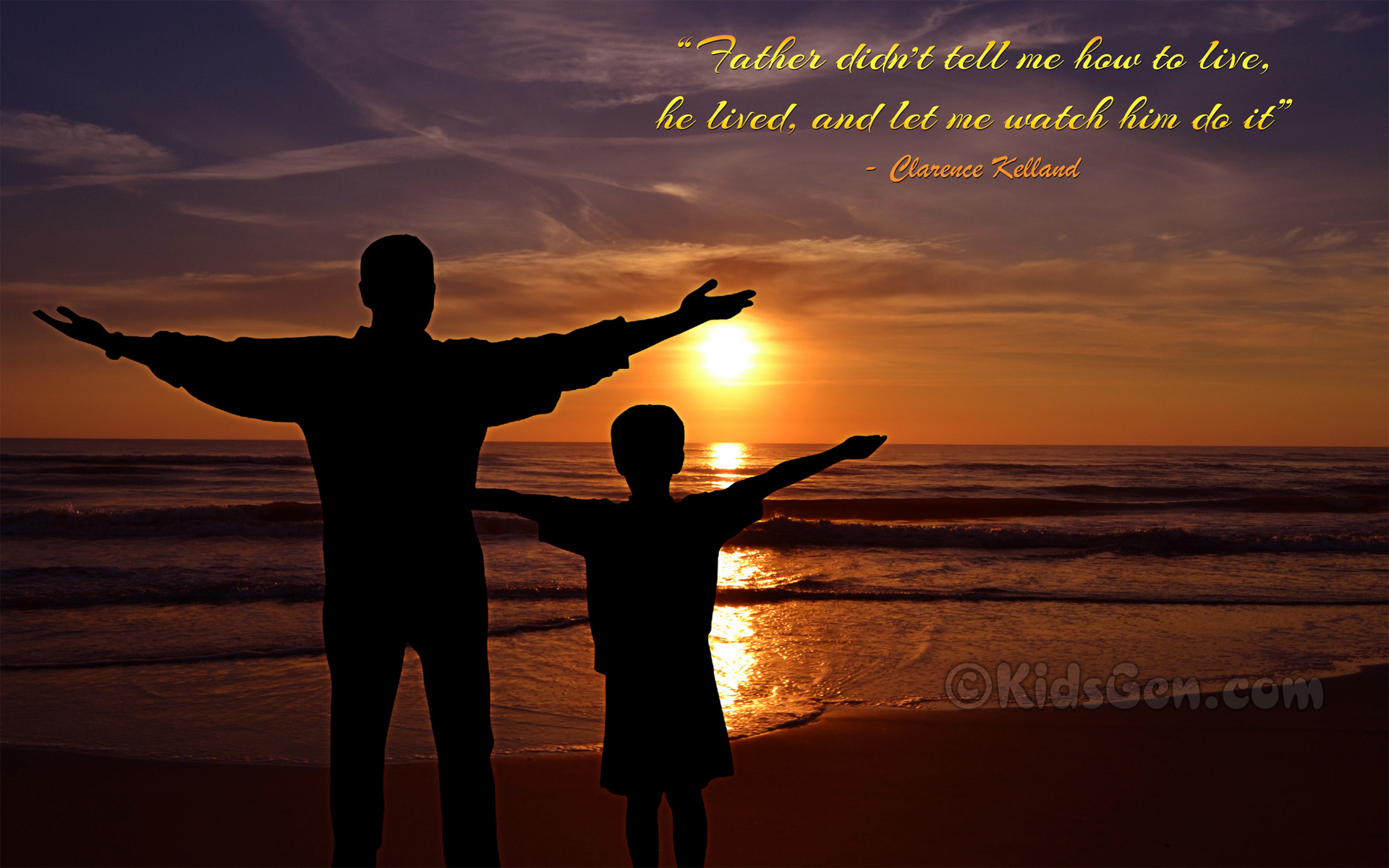 father's day wallpapers for kids | free father's day backgrounds