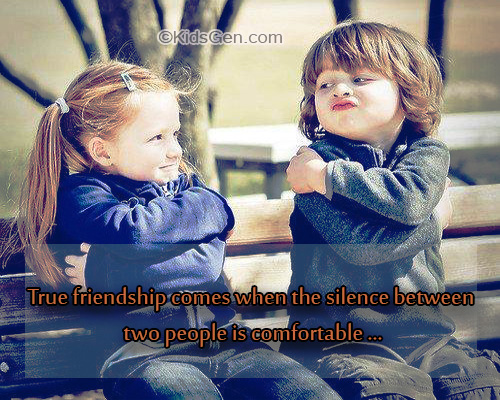 child friendship quotes