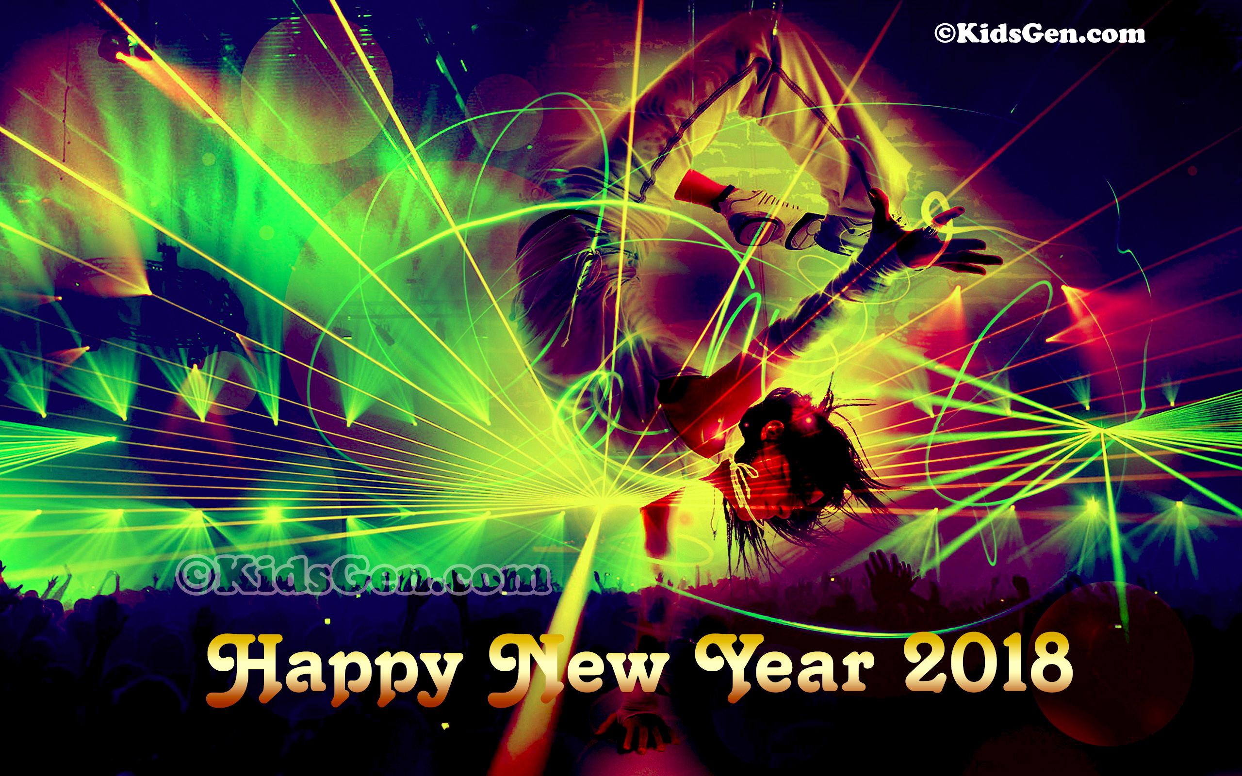 New Year Wallpapers for Desktop, Widescreen, Mobile and High Definition
