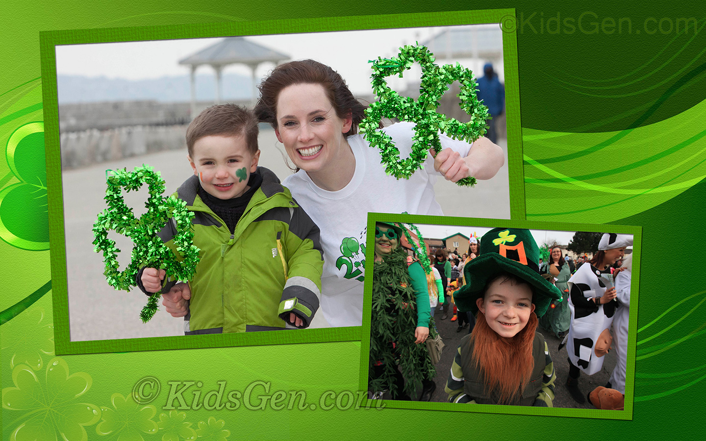 St Patrick S Day Wallpapers For Widescreen Desktop Mobiles And
