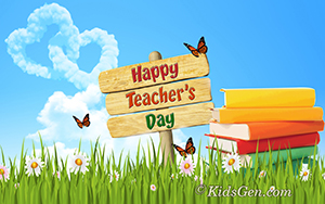 kidsgen:Teacher's Day Around the World