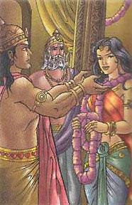Abhimanyu weds Uttra