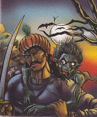 Vikramaditya and betal stories