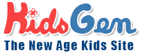 KidsGen - The New Age Kids Site