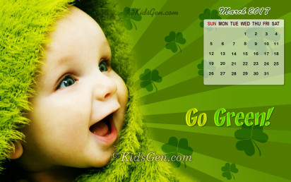 March Calendar Wallpaper 2017 Kidsgen Wallpaper