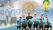 World Cup 2014 Argentina Team