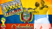 Colombia 2014 World Cup T…