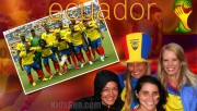 Ecuador 2014 World Cup Te…