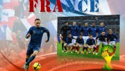 France 2014 World Cup Tea…