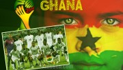 Ghana 2014 World Cup Team