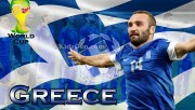 Greece 2014 World Cup Tea…