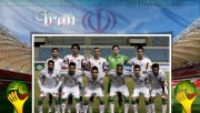 Iran World Cup Team 2014