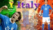 Italy World Cup Team 2014