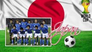 Japan 2014 World Cup Team
