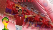 South Korea 2014 World Cup Team