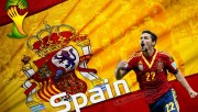 Spain 2014 World Cup Team