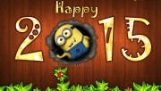 Minion New Year Wish