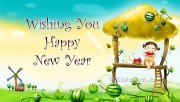 A New Year Wish