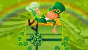 Cheers for Paddys Day