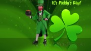 It's Paddy's Day