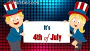 It's 4th of July