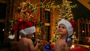 Kids Celebrating Christma…